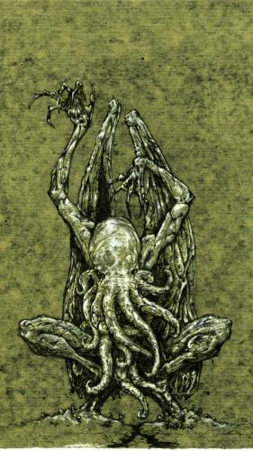 Cthulhu – Raising Arms
