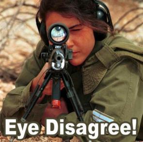 Eye Disagree