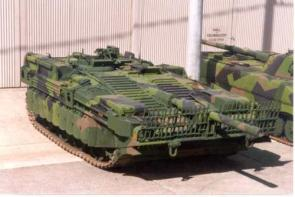 Flat Tank