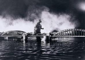 Godzilla Vs Bridge