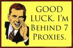 Good luck!  I'm behind 7 proxies.