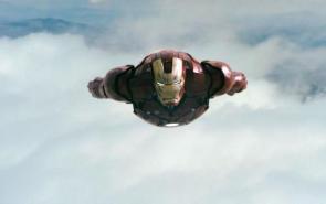 Iron Man – In Flight