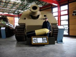 large barrel tank