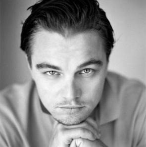 Leonardo Dicaprio – Black and White