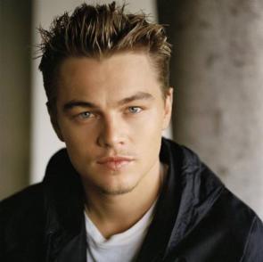 Leonardo DiCaprio – Spikey Hair