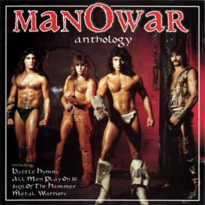 Man o War Anthology Cover