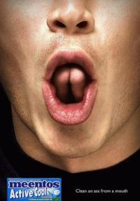 Meentos – Clean an ass from a mouth