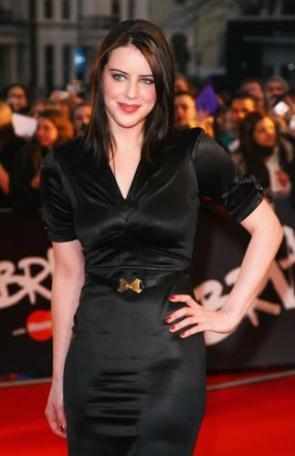 Michell Ryan – 2008 British Awards