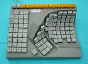 one hand keyboard