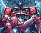 Optimus Prime – The Death of Arcee
