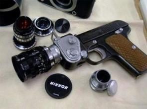 Pistol Camera