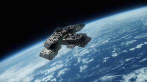 Stargate Spaceship