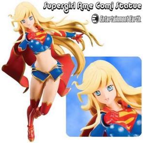 Supergirl Anime Statue