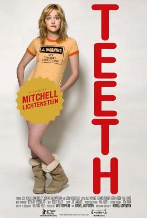 """""""Teeth"""" Movie Poster"""