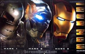 Iron Man Evolution Poster