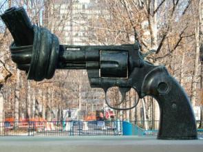 Twisted Gun Barrel