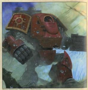 Seraphis Dreadnought – By Wayne England