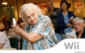Wii Grandma