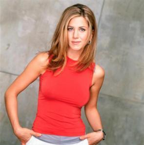 Jennifer Aniston – Red Top