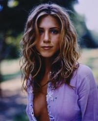 Jennifer Aniston – Purple Top