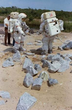 How the moon landing was faked