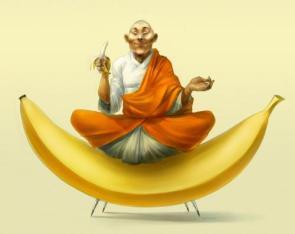 Banana Zen
