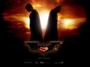 Superman Batman Movie Poster – Don't Be Evil