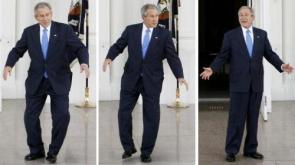 The Dances Of President Bush