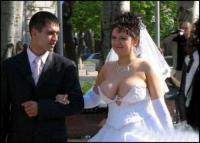 Busty Wedding Dress