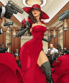 Carmen Sandiego – FOUND!