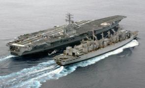 Aircraft Carrier Restock