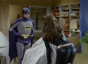 Catwoman's Sweet Ass