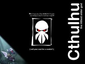 Cthlhu – the littlest elder god
