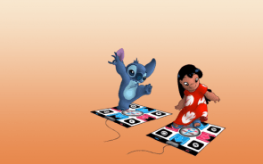 Lilo and Stitch DDR