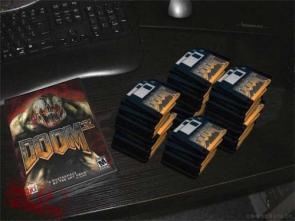 Doom 3 Disks