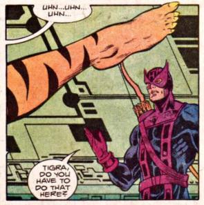 Hawkeye – Professional Perv