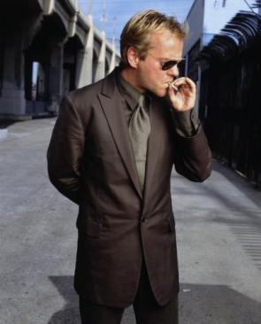 Kiefer Sutherland – Fancy Smoker