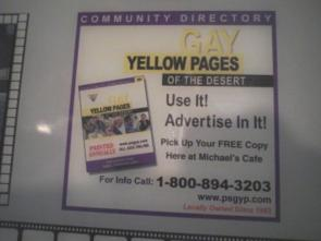 Gay Yellow Pages