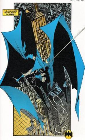 Batman By McFarlane