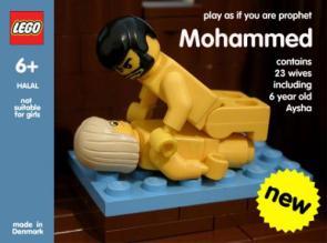 Mohammed Lego Set