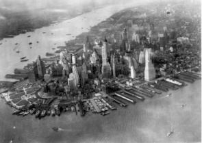 New York City in 1942