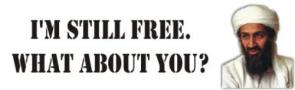 I'm still free.  What about you?