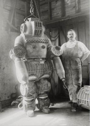Steampunk Robotics