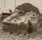 Sand Sculpture Bed