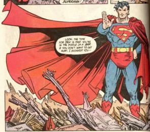 Superman By Mcfarlane