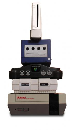 Tower of Nintendo