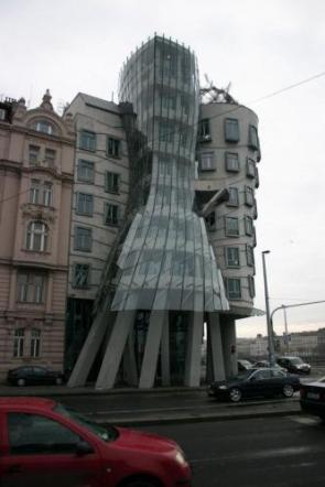 Twisted Building