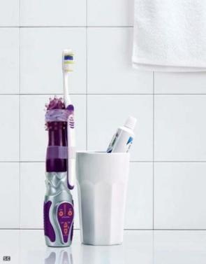 Vibrating Toothbrush