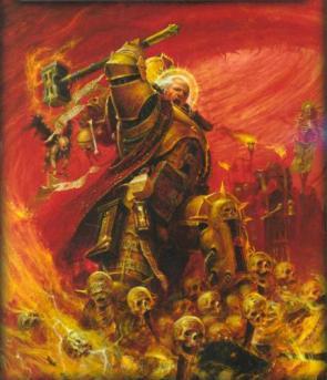Warhammer 40k – Cherub Striker
