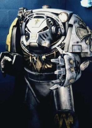 Warhammer 40k – Terminator Armor